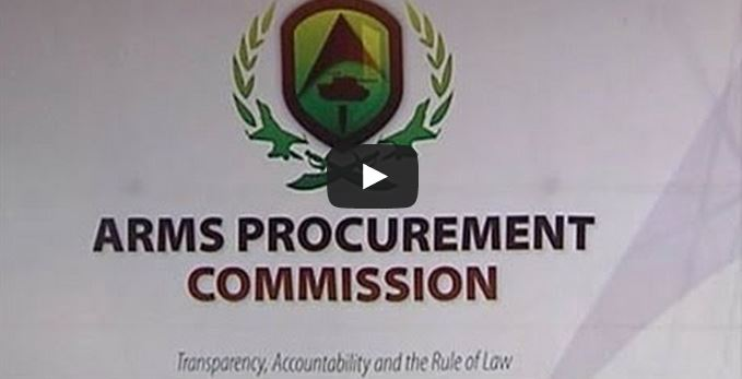 Arms Deal Commision Of Inquiry