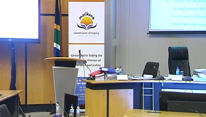 Marikana Commission of Inquiry 5 September 2014 Session 3
