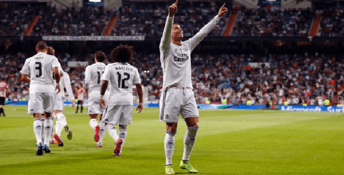 Cristiano Ronaldo Hits Third Hat-trick in Five Games