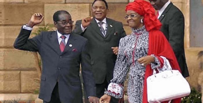 Grace Mugabe Says Zimbabwe Will Never Have a Leader like Mugabe