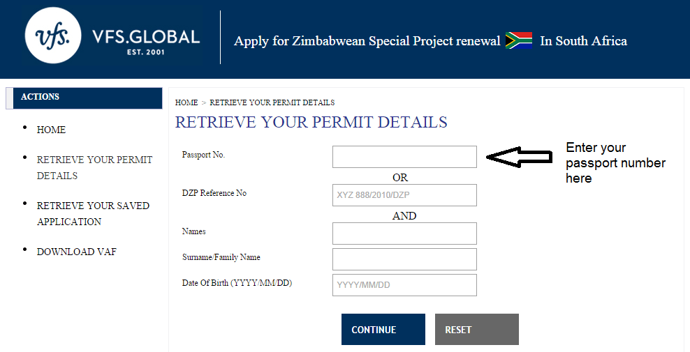 Zsp Online Application Process Explained Zsp Online
