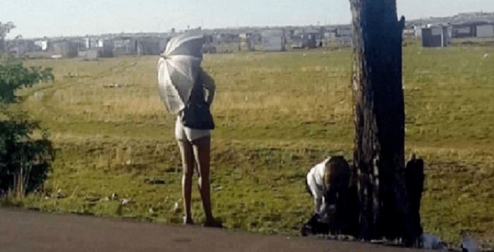 30-Year-Old Magosha (Prostitute) Uses Woza Woza Muthi And Her Magic Panty To Attract Men