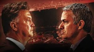 Mourinho to take over the ropes for Van Gaal2