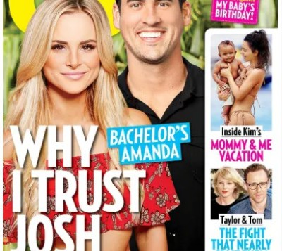 Josh Murray and Amanda Stanton - Moving in Together