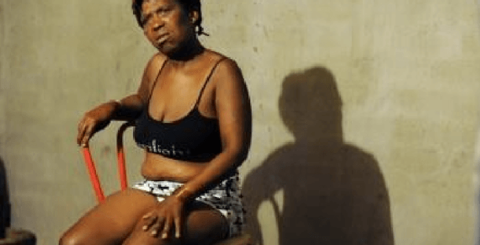 49 Year Old Magosha Says Shes Tired Of Selling Sex In The Streets