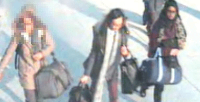 UK Police Raise Alert Over 3 Missing Teen Girls Who May Be Headed To Syria
