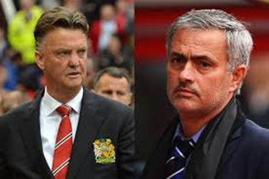 Mourinho to take over the ropes for Van Gaal1